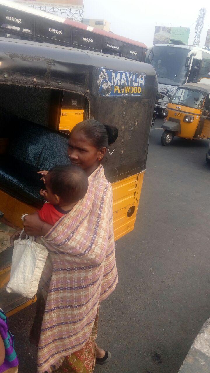 Vizag police, NGO bust baby-renting racket