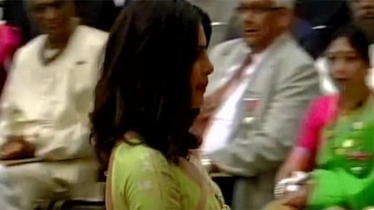 Padma Awards 2016: President honours Priyanka Chopra